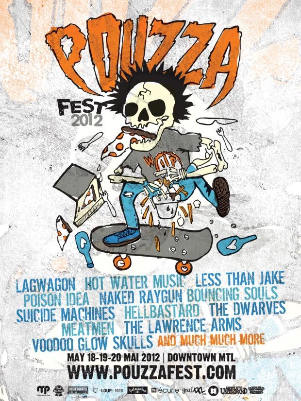 Pouzza Fest 2 (2012) - Poster