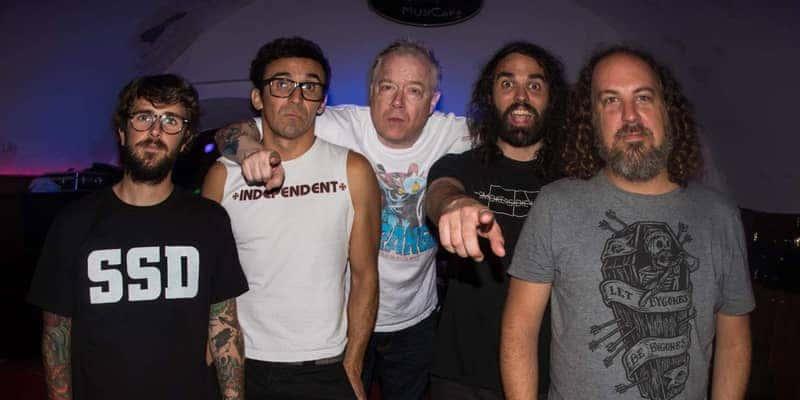 Dave Smalley & The Bandoleros