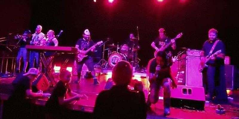 Nikki Nailbomb & The Amorphous Blob Orchestra